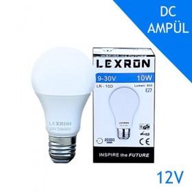 10 WATT 12 VOLT LED AMPUL BEYAZ